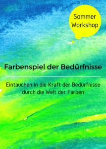 Farbenspiel der Bedürfnisse @ MachWerk AtelierWerkstatt | München | Bayern | Deutschland